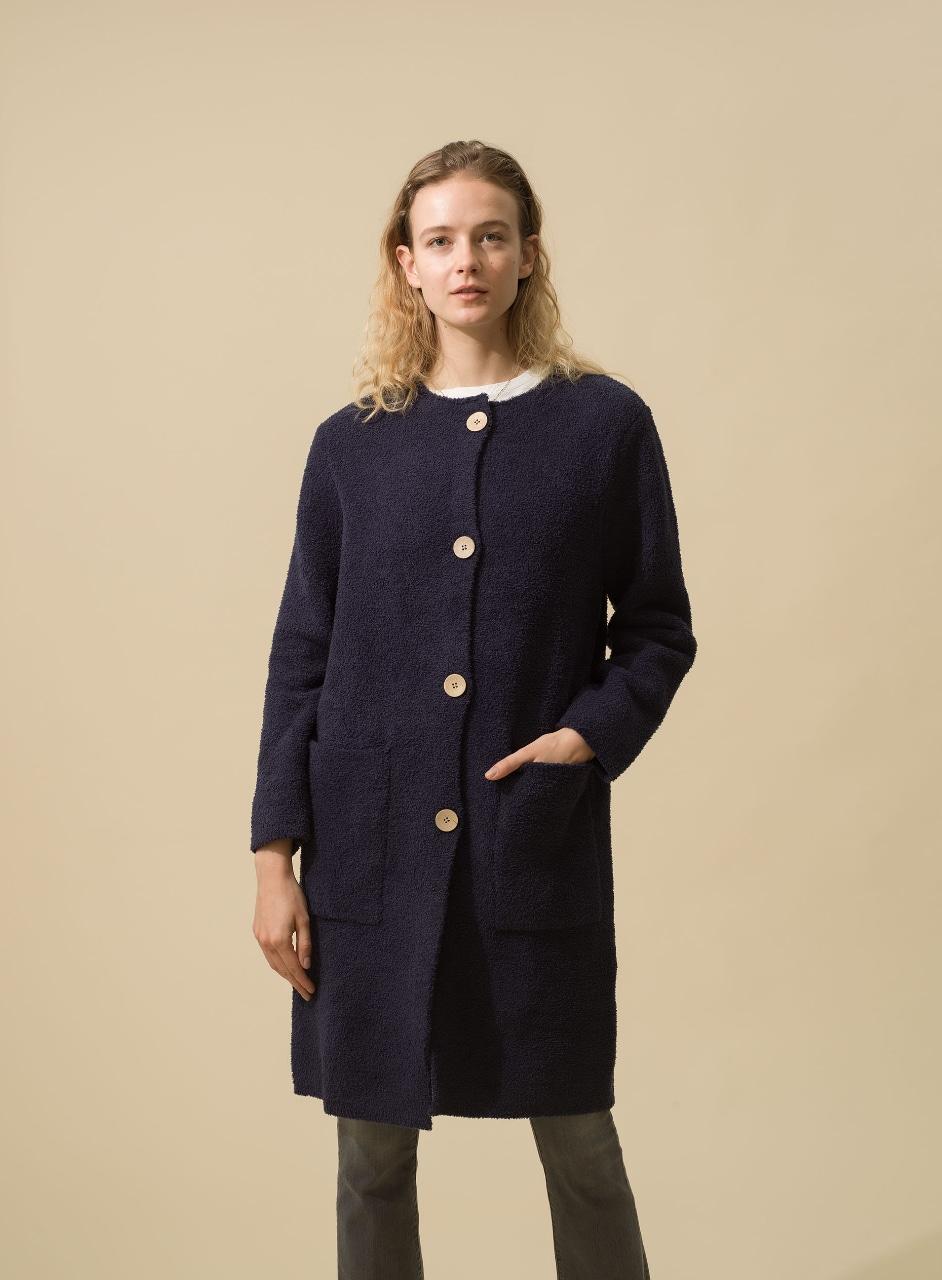 Solid CC Coat