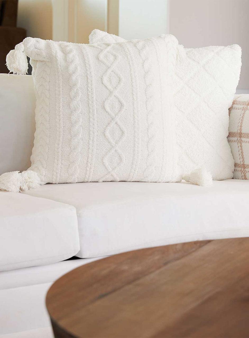 BDHCC20839 CC Cable Pillow