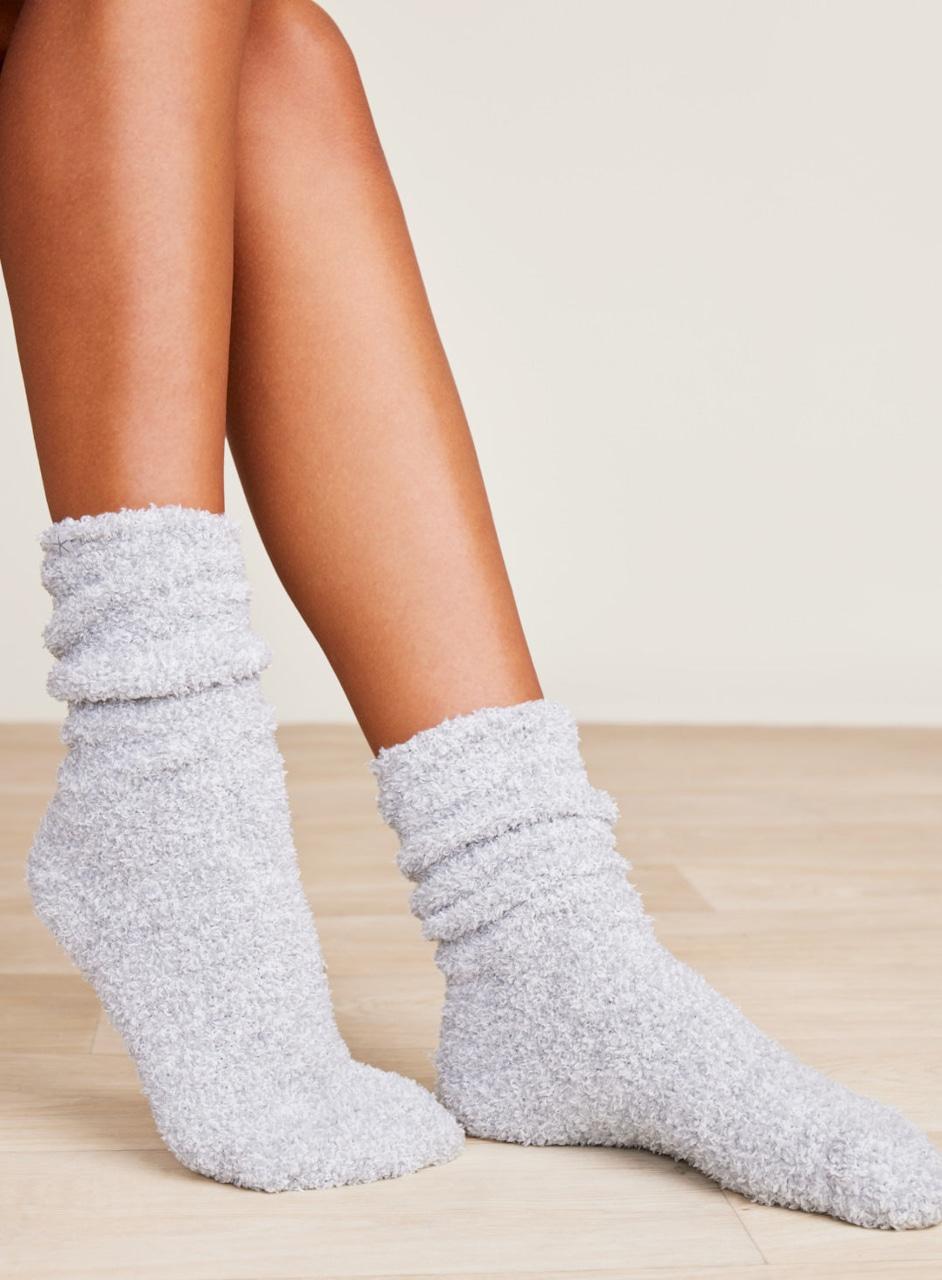 Women's Heathered Socks 614