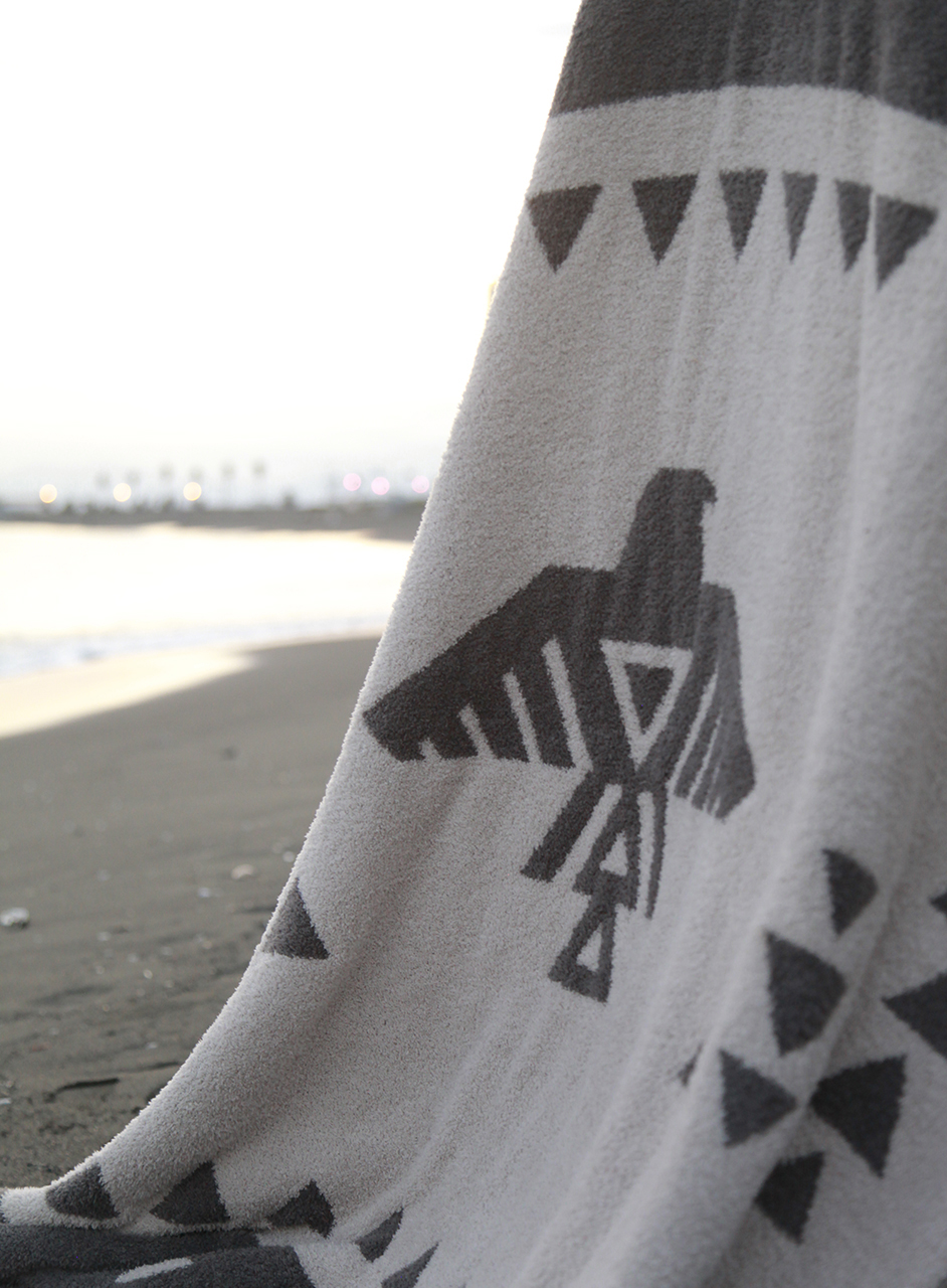 HCC1006 Eagle Blanket