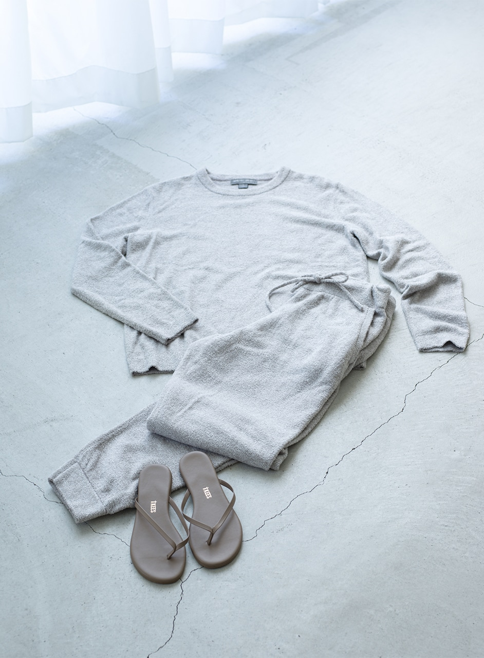 SZMCL1718 CCL CREW-NECK PULLOVER