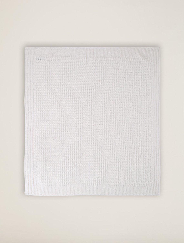 BNA1166 Waffle Baby Blanket