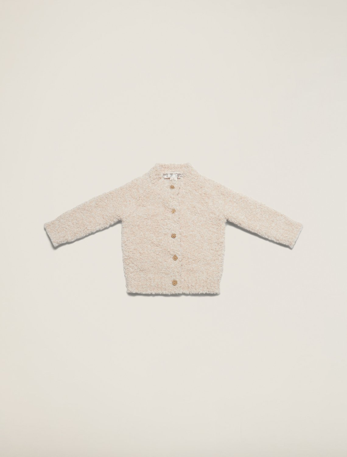 815 CC INFANT HEATHERED CARDIGAN