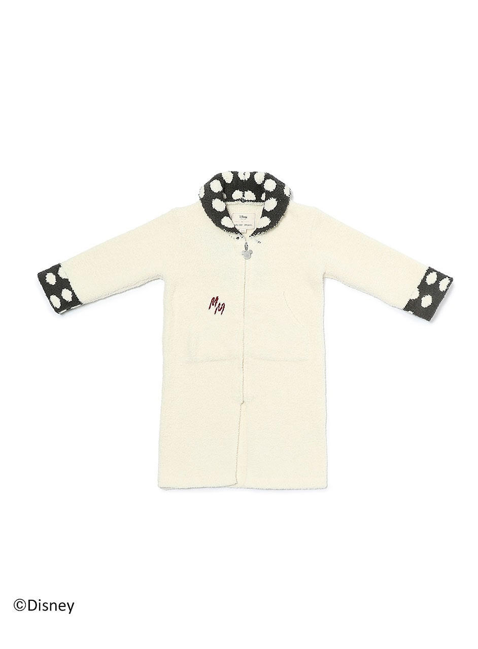 D102-203 CC MickeyMouse / ZipUp Robe