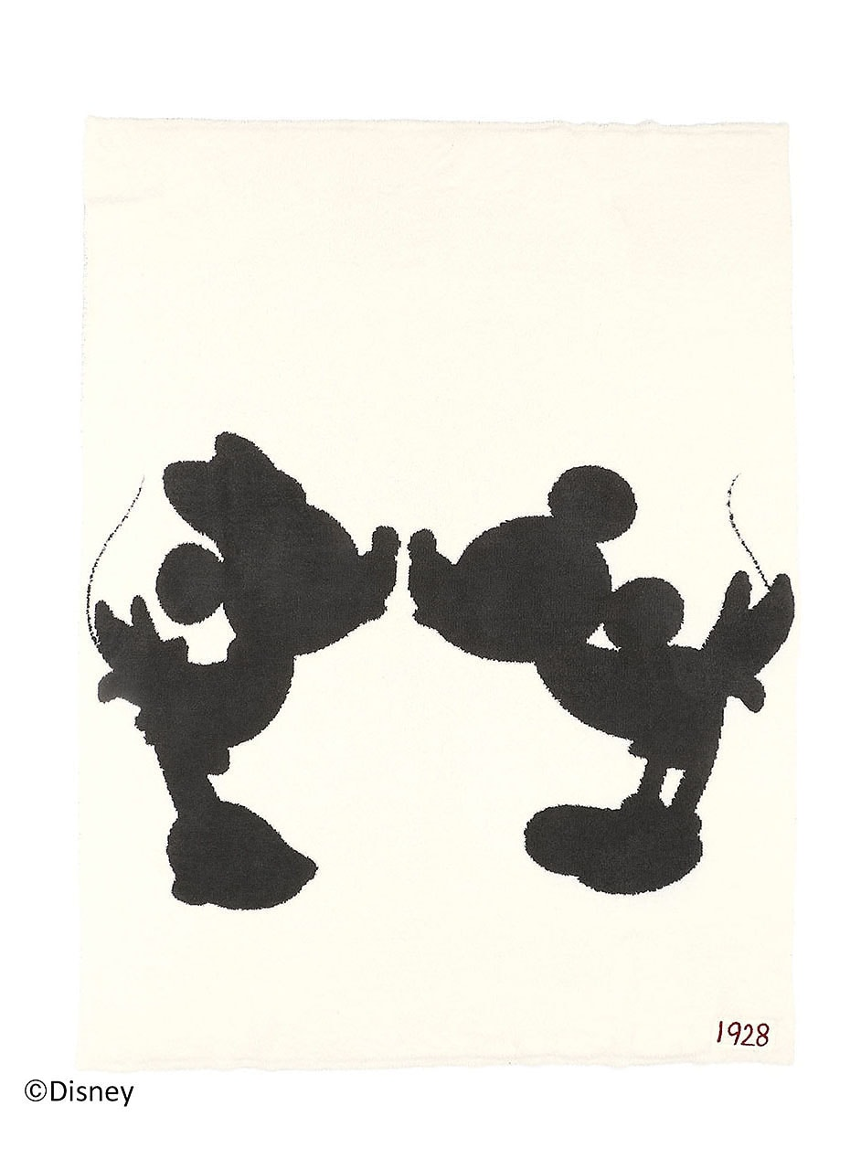 D103 Classic Mickey&Minnie Mouse / Throw